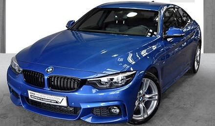 BMW 420d Gran Coupé - Leasing-Angebot: 2125756