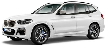 BMW X3 M40d - Leasing-Angebot: 2261705