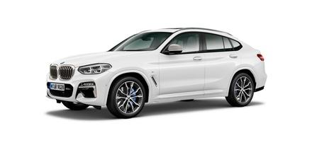 BMW X4 M40d - Leasing-Angebot: 2231200