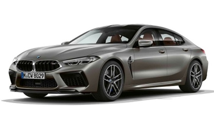 BMW 840i Gran Coupé - Leasing-Angebot: 2151835