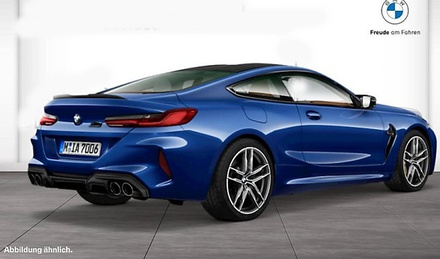 BMW M8 Competition Coupé xDrive - Leasing-Angebot: 2279418