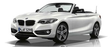 BMW 218i Cabrio - Leasing-Angebot: 2315816
