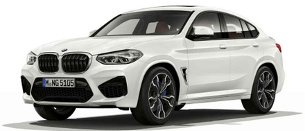 BMW X4 M40i - Leasing-Angebot: 2290752