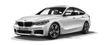 BMW 630d xDrive Gran Turismo - Leasing-Angebot: 2129923