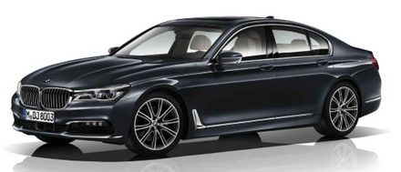 BMW 730d Limousine - Leasing-Angebot: 2242668